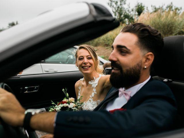 Le mariage de Romain et Morgane à Le Cap d'Agde, Hérault 43