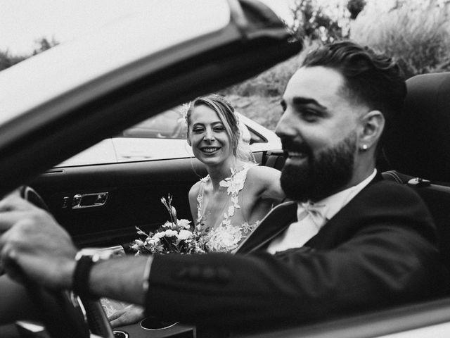 Le mariage de Romain et Morgane à Le Cap d'Agde, Hérault 44