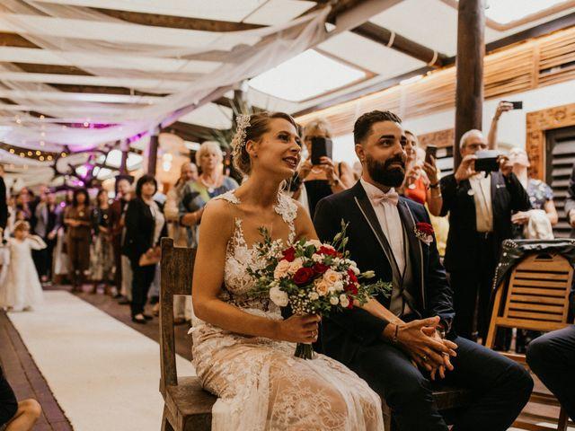 Le mariage de Romain et Morgane à Le Cap d'Agde, Hérault 49