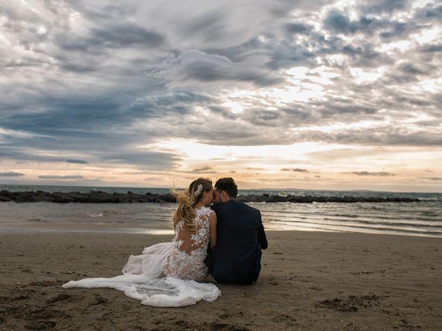 Le mariage de Romain et Morgane à Le Cap d'Agde, Hérault 62