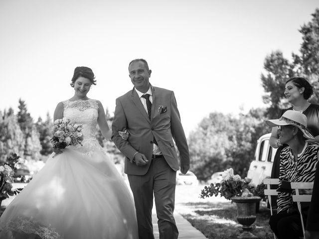 Le mariage de Thibaud et Gladice à Savas, Ardèche 15