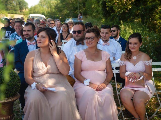 Le mariage de Thibaud et Gladice à Savas, Ardèche 23