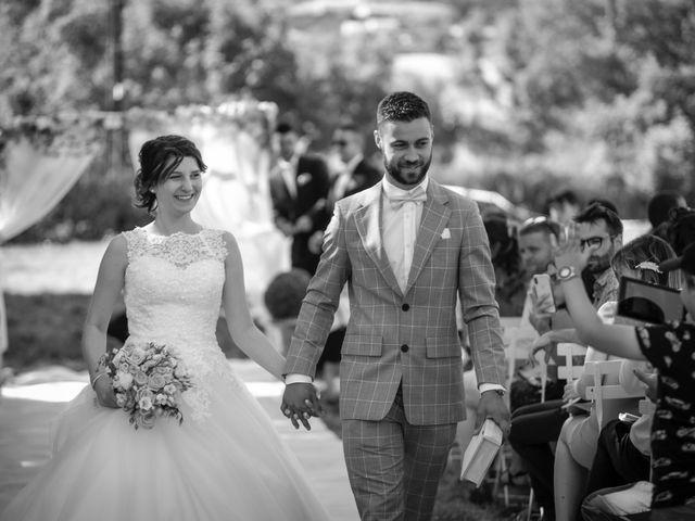 Le mariage de Thibaud et Gladice à Savas, Ardèche 32