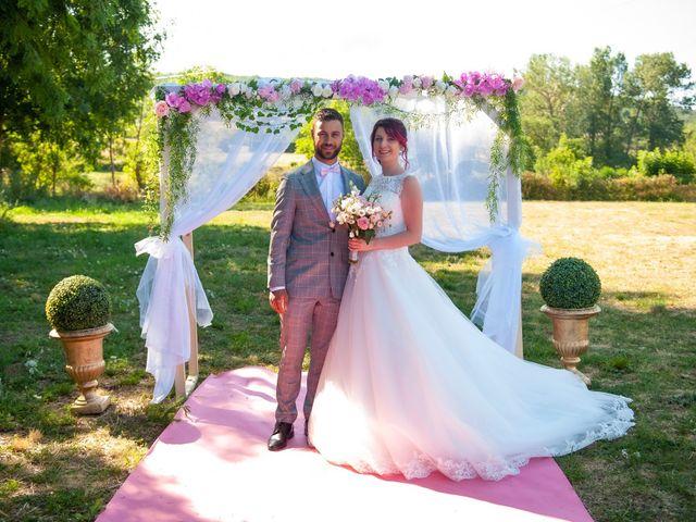 Le mariage de Thibaud et Gladice à Savas, Ardèche 44