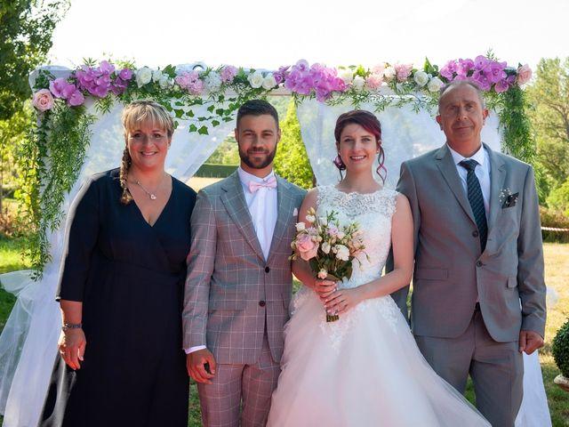 Le mariage de Thibaud et Gladice à Savas, Ardèche 46