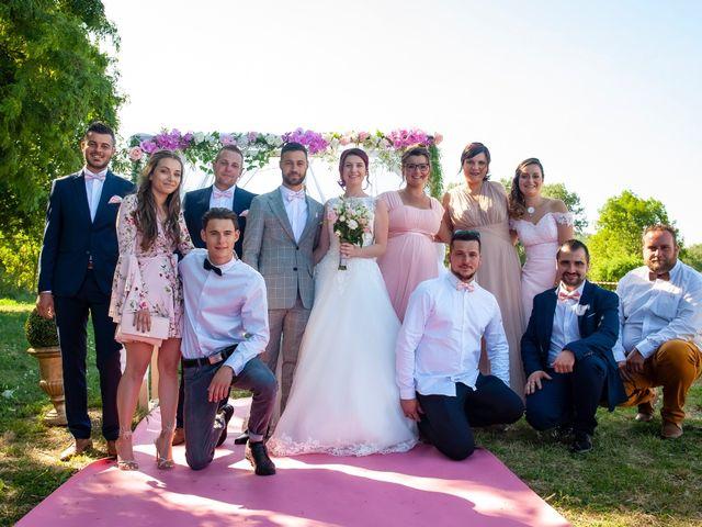 Le mariage de Thibaud et Gladice à Savas, Ardèche 47