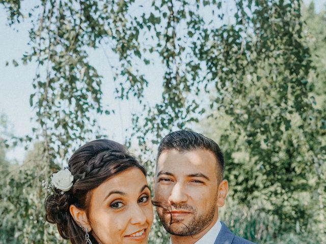 Le mariage de Filipe et Aurore à Saint-Étienne-sur-Reyssouze, Ain 10