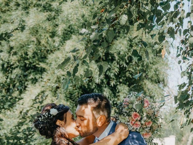 Le mariage de Filipe et Aurore à Saint-Étienne-sur-Reyssouze, Ain 11