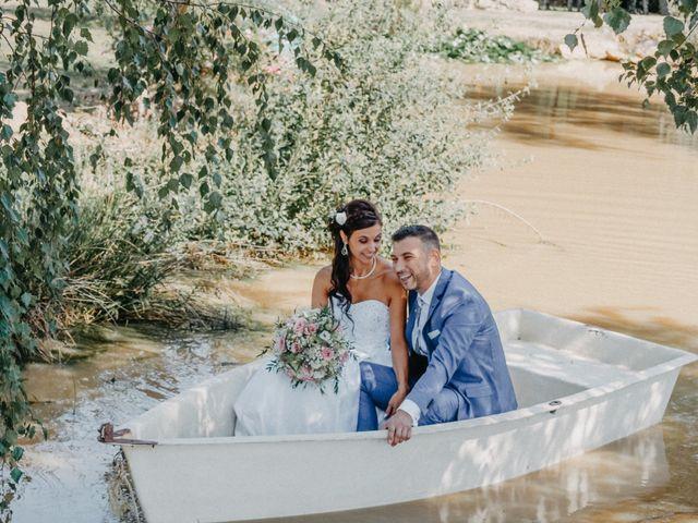 Le mariage de Filipe et Aurore à Saint-Étienne-sur-Reyssouze, Ain 1
