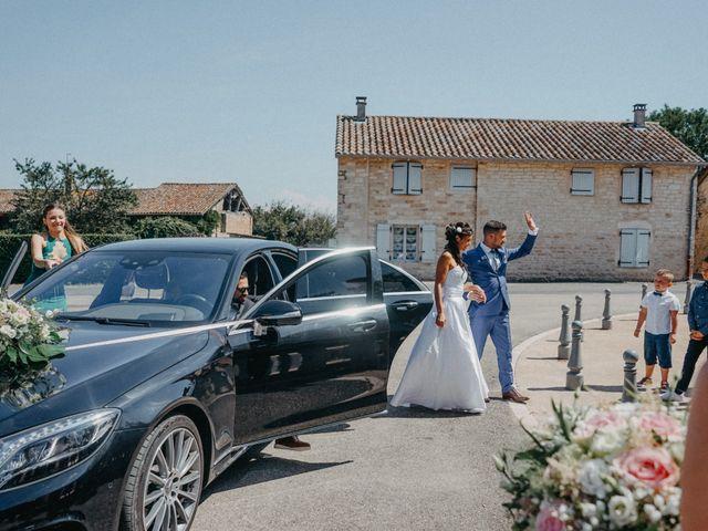 Le mariage de Filipe et Aurore à Saint-Étienne-sur-Reyssouze, Ain 2