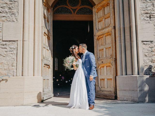 Le mariage de Filipe et Aurore à Saint-Étienne-sur-Reyssouze, Ain 17