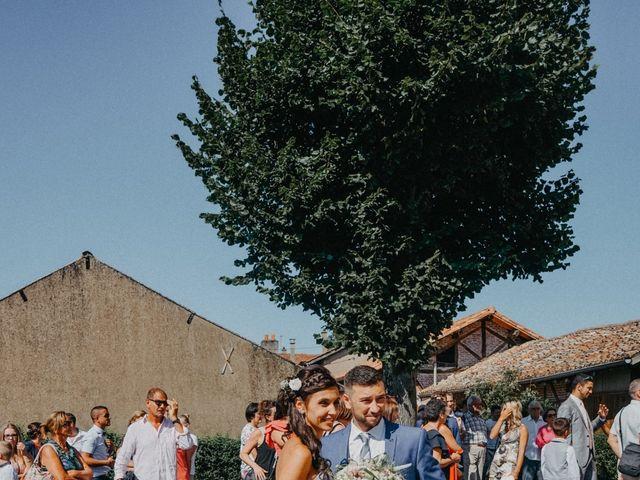 Le mariage de Filipe et Aurore à Saint-Étienne-sur-Reyssouze, Ain 19