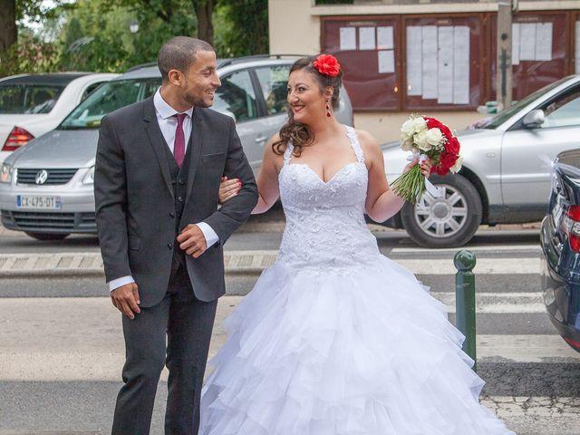 Le mariage de Soffiane et Sonia à Boissy-Saint-Léger, Val-de-Marne 11