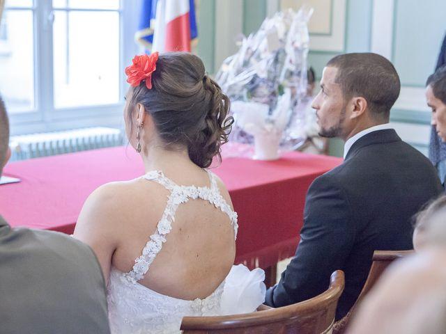 Le mariage de Soffiane et Sonia à Boissy-Saint-Léger, Val-de-Marne 16