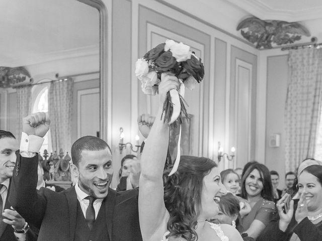Le mariage de Soffiane et Sonia à Boissy-Saint-Léger, Val-de-Marne 17