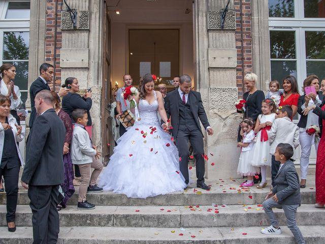 Le mariage de Soffiane et Sonia à Boissy-Saint-Léger, Val-de-Marne 20