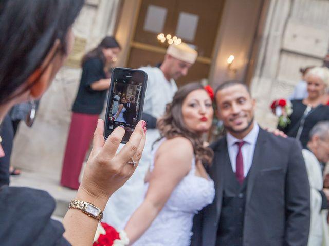 Le mariage de Soffiane et Sonia à Boissy-Saint-Léger, Val-de-Marne 22
