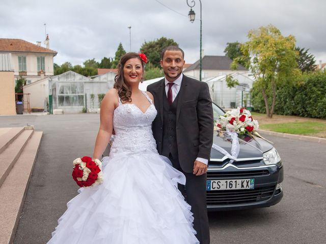 Le mariage de Soffiane et Sonia à Boissy-Saint-Léger, Val-de-Marne 38