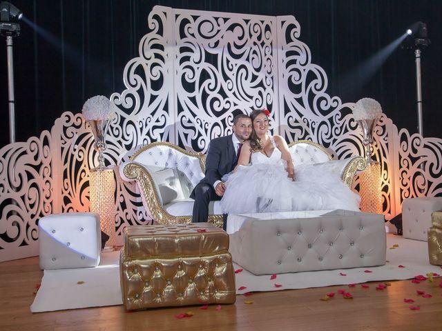 Le mariage de Soffiane et Sonia à Boissy-Saint-Léger, Val-de-Marne 43