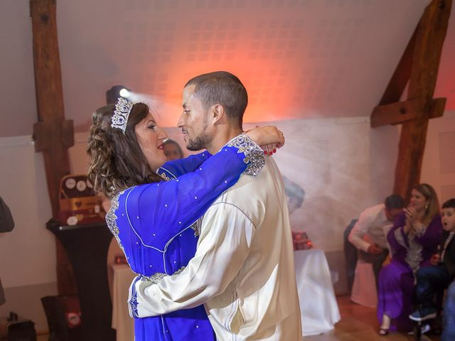 Le mariage de Soffiane et Sonia à Boissy-Saint-Léger, Val-de-Marne 77