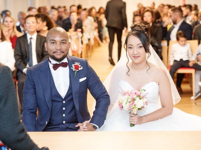 Le mariage de Teddy  et Lisa à Cergy, Val-d'Oise 4
