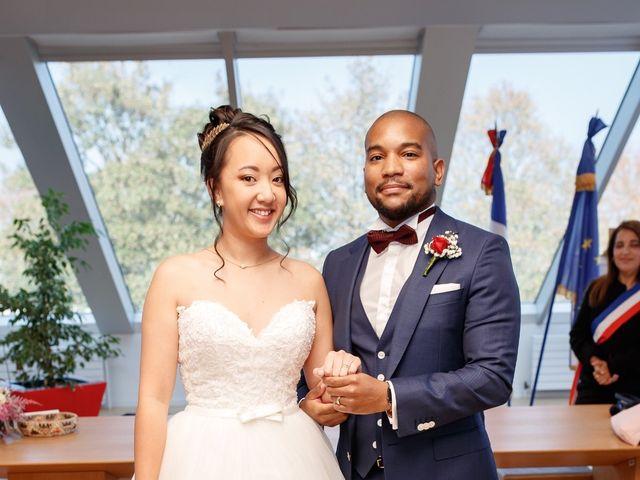 Le mariage de Teddy  et Lisa à Cergy, Val-d'Oise 5