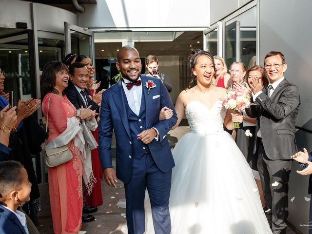 Le mariage de Teddy  et Lisa à Cergy, Val-d'Oise 6