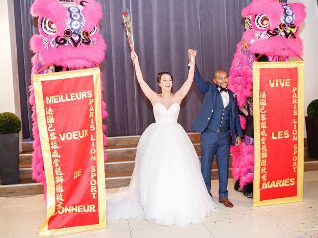 Le mariage de Teddy  et Lisa à Cergy, Val-d'Oise 12