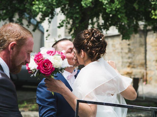 Le mariage de Sebastien et Christelle à Jouy-le-Moutier, Val-d'Oise 13