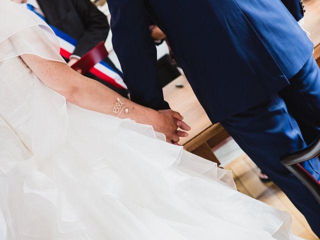 Le mariage de Sebastien et Christelle à Jouy-le-Moutier, Val-d'Oise 15