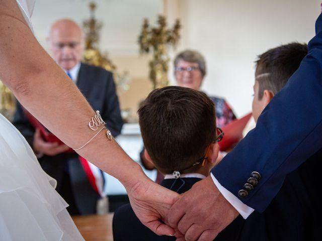 Le mariage de Sebastien et Christelle à Jouy-le-Moutier, Val-d'Oise 16