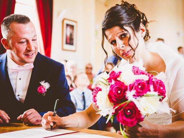 Le mariage de Sebastien et Christelle à Jouy-le-Moutier, Val-d'Oise 17