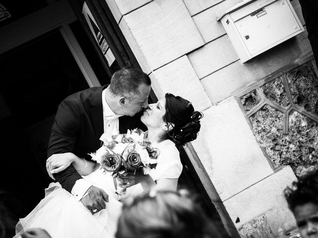 Le mariage de Sebastien et Christelle à Jouy-le-Moutier, Val-d'Oise 20