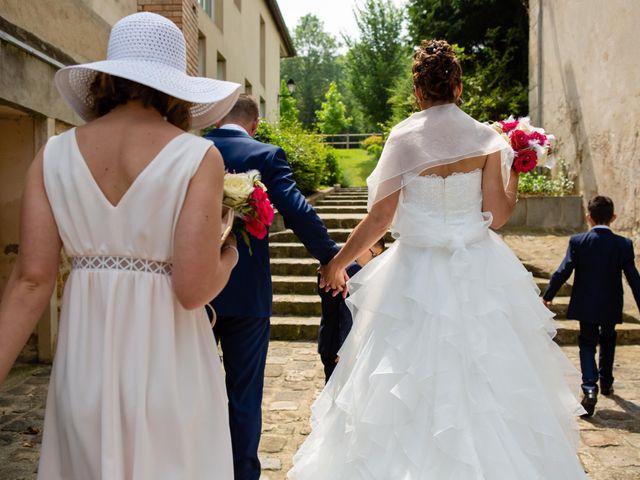 Le mariage de Sebastien et Christelle à Jouy-le-Moutier, Val-d'Oise 21
