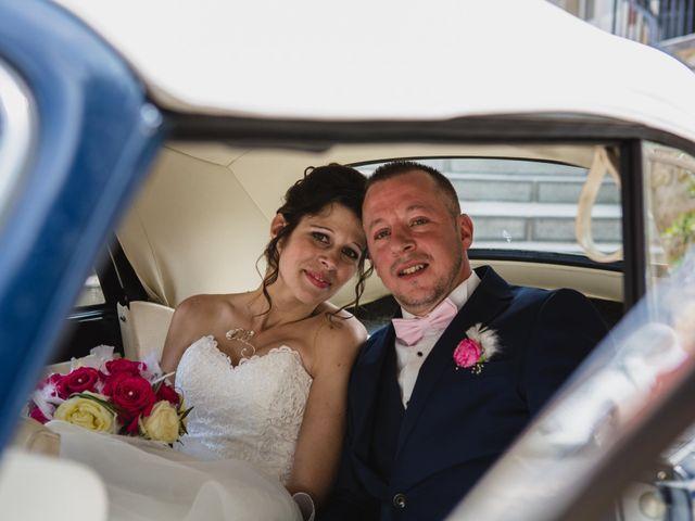 Le mariage de Sebastien et Christelle à Jouy-le-Moutier, Val-d'Oise 23
