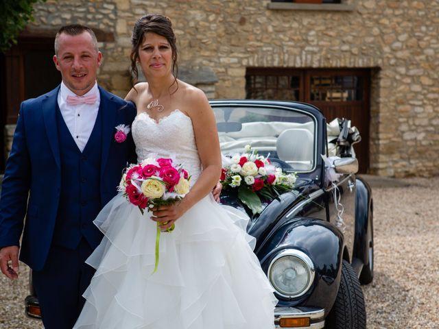 Le mariage de Sebastien et Christelle à Jouy-le-Moutier, Val-d'Oise 25