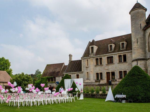 Le mariage de Sebastien et Christelle à Jouy-le-Moutier, Val-d'Oise 26