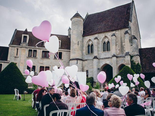 Le mariage de Sebastien et Christelle à Jouy-le-Moutier, Val-d'Oise 29