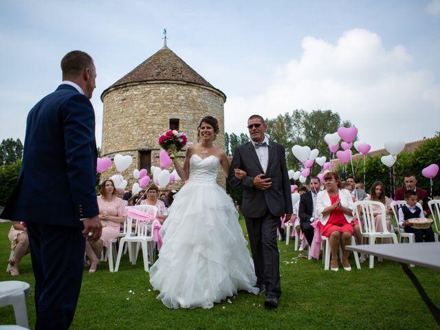 Le mariage de Sebastien et Christelle à Jouy-le-Moutier, Val-d'Oise 30