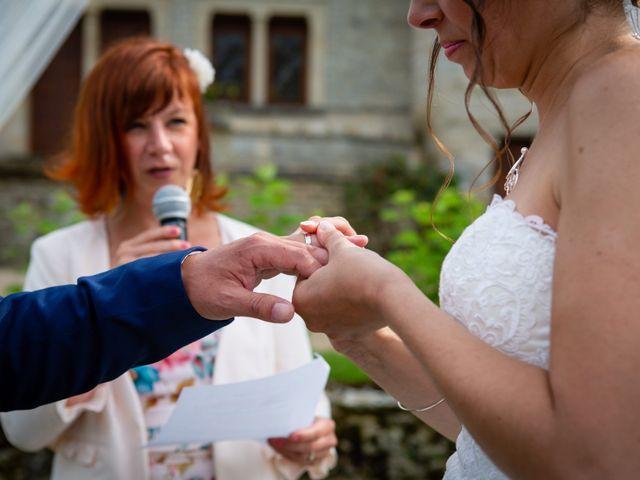 Le mariage de Sebastien et Christelle à Jouy-le-Moutier, Val-d'Oise 34