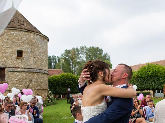 Le mariage de Sebastien et Christelle à Jouy-le-Moutier, Val-d'Oise 35