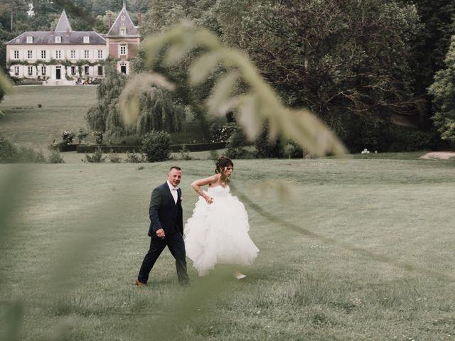Le mariage de Sebastien et Christelle à Jouy-le-Moutier, Val-d'Oise 42