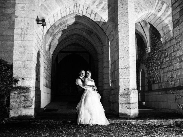 Le mariage de Sebastien et Christelle à Jouy-le-Moutier, Val-d'Oise 57