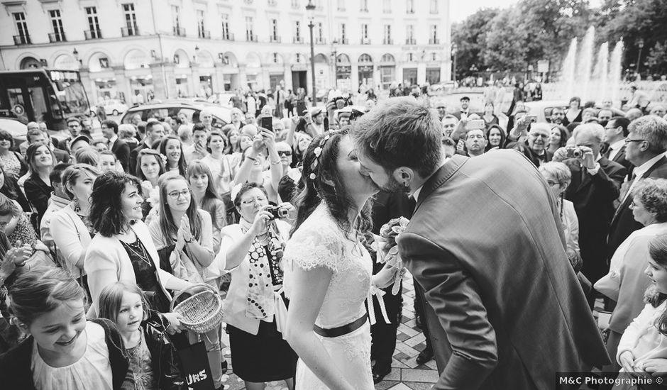 Le mariage de Thomas et Clémence à Tours, Indre-et-Loire