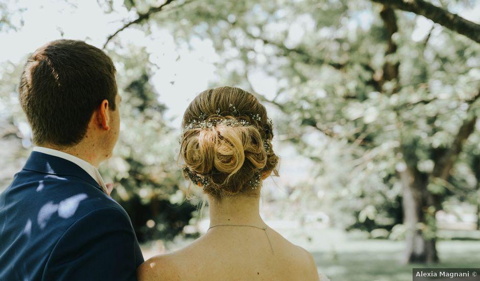Le mariage de Thomas et Laurie à Lyon, Rhône