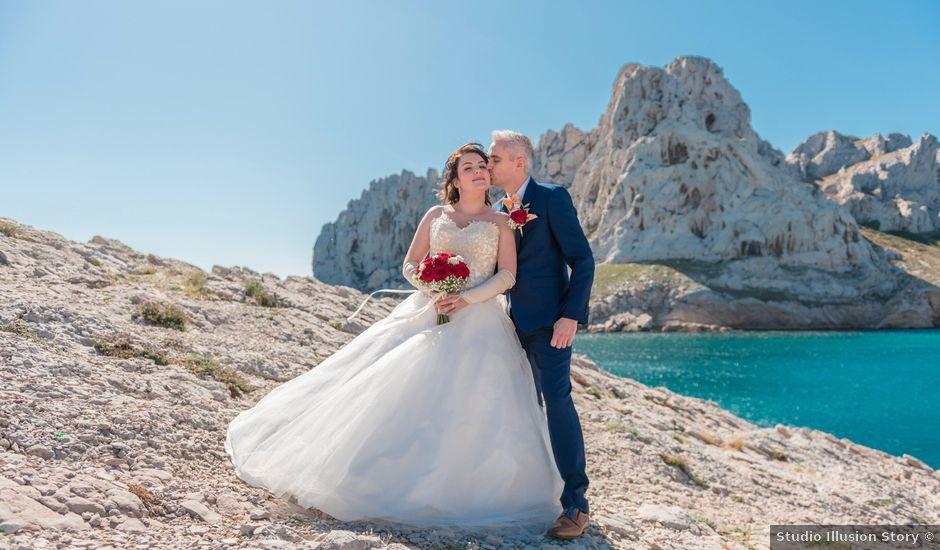 Le mariage de Yoan et Marine à Marseille, Bouches-du-Rhône