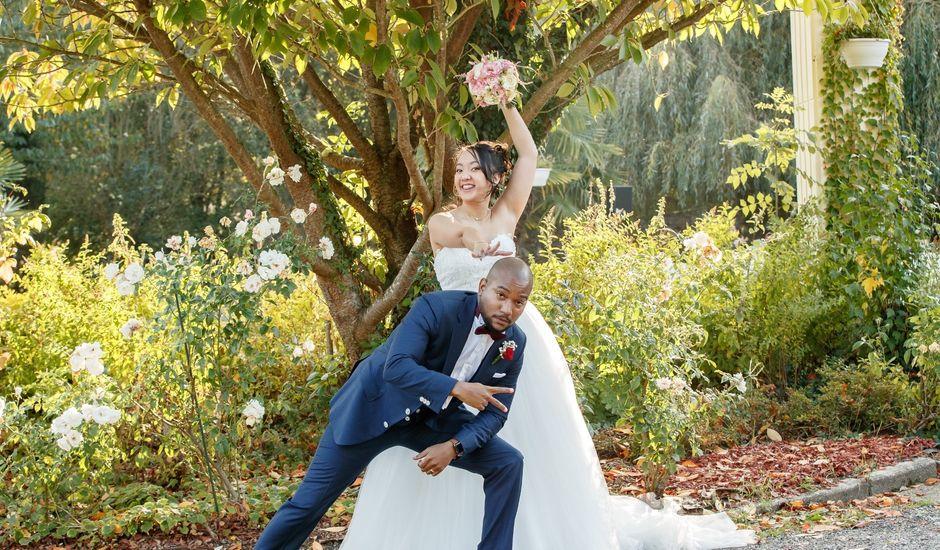 Le mariage de Teddy  et Lisa à Cergy, Val-d'Oise