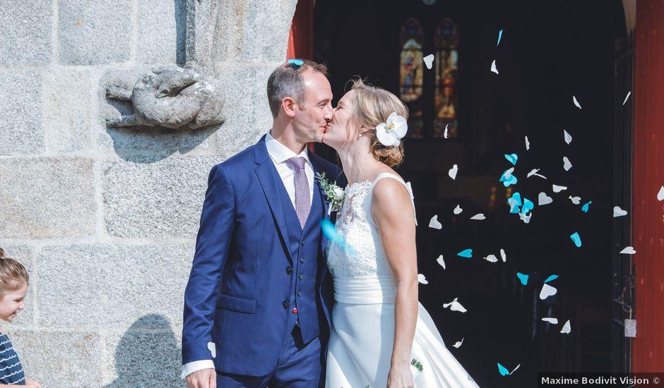 Le mariage de Adrien et Hélène à Quimper, Finistère