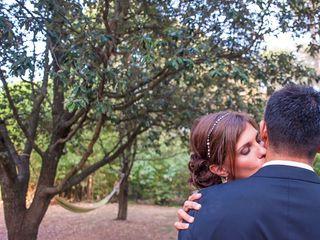 Le mariage de Sandra et Brice