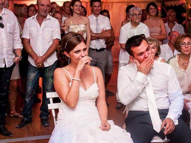 Le mariage de Brice et Sandra à Juvignac, Hérault 13